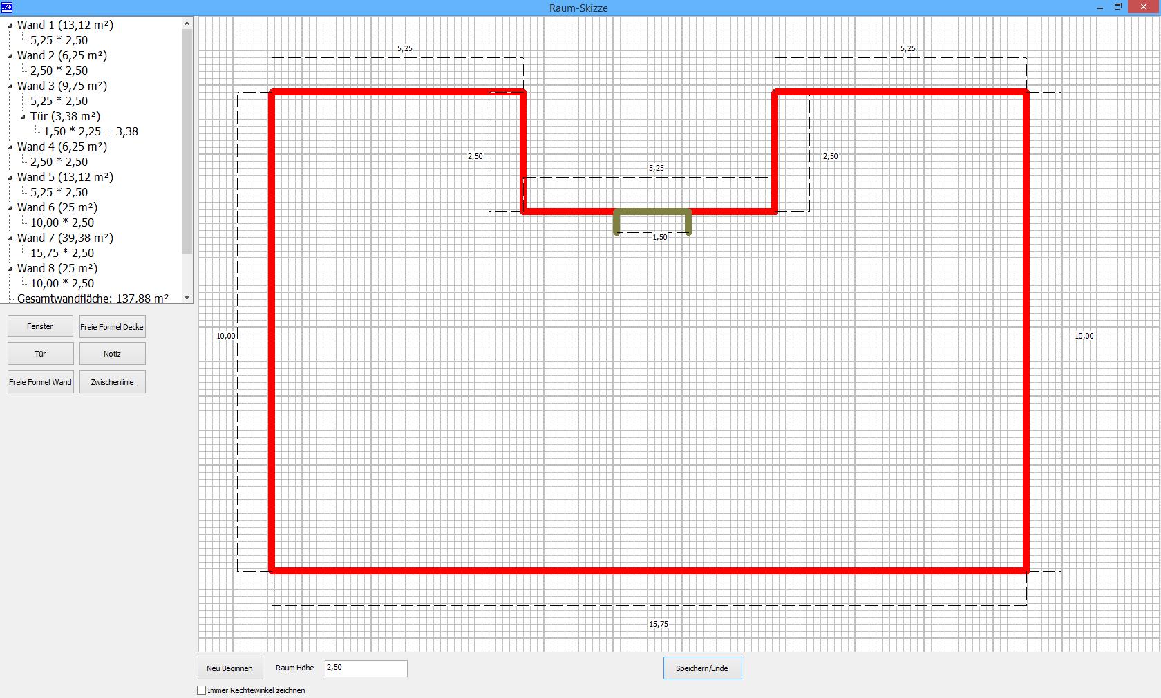 mobile skizze handwerkersoftware stw master. Black Bedroom Furniture Sets. Home Design Ideas